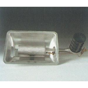 Arzator gaz cu infrarosu